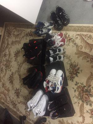 Jordan Nike size 7-8 for Sale in Silver Spring, MD