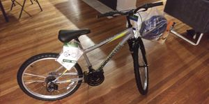 "Mountain roadmaster bike., wheel sixe 24"", rider height 4'6"", front suspension for Sale in Falls Church, VA"