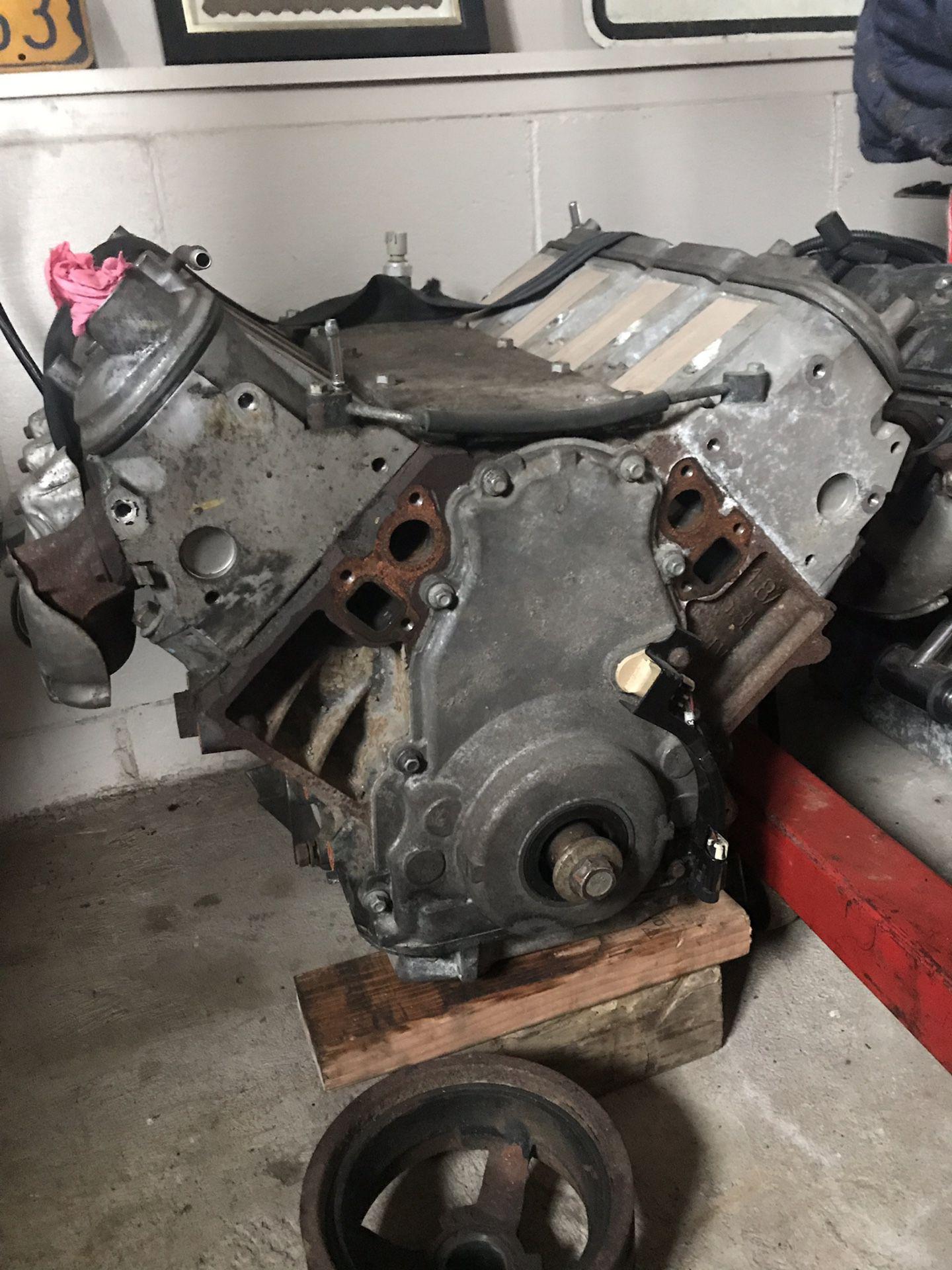 5.3 LS chevy motor $500