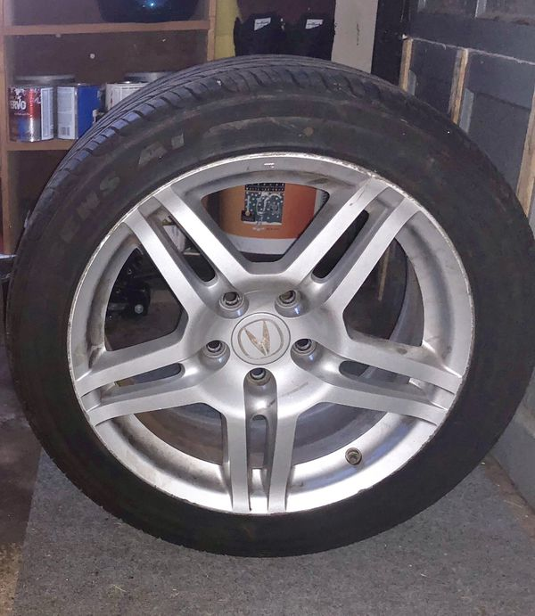 Acura Tl Wheels >> 04 08 Acura Tl Wheels For Sale In Manchester Ct Offerup