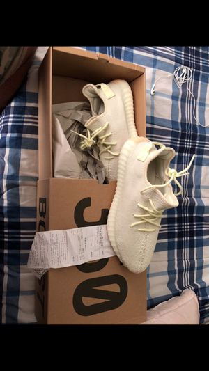 YEEZY 350 V2 BUTTER! Size 9.5 for Sale in Grand Prairie a38f3d520