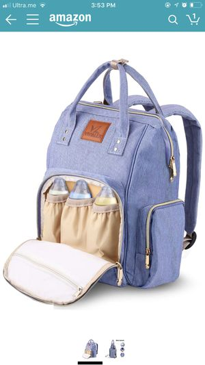 Baby diaper backpack bag for Sale in Seattle, WA