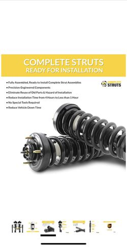 1(contact info removed) Honda Odyssey Struts and Shock Absorber...Brand New in BOX not able to return it w/in the return policy period Thumbnail