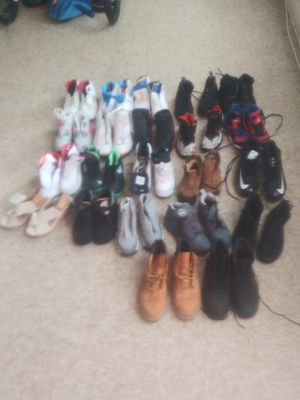 Kids shoe for sale 40 a piece for Sale in Baltimore, MD