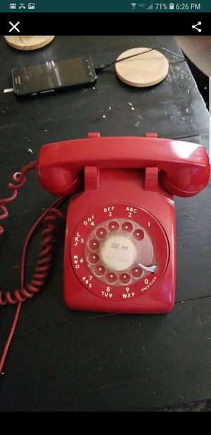 Rotary phone for Sale in Denver, CO