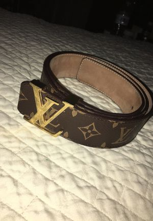 Louis Vuitton Belt for Sale in Arlington, VA