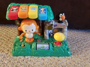 Vtech learn and dance interactive zoo for Sale in Frederick, MD