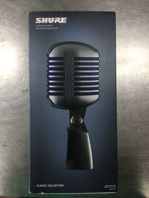 Shure microphone 🎤 series 55 classic for Sale in Kissimmee, FL
