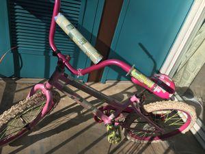 20inch girls bike price reduced $15 for Sale in Herndon, VA