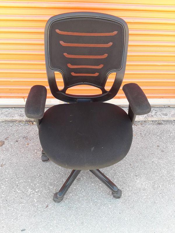black office desk chair for sale in austin tx offerup