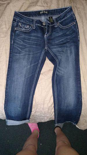 Zco Capri jeans size 5 for sale  Wichita, KS