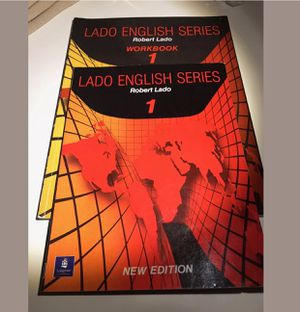 Lado English Series Level 1 by Lucia Lado and Robert Lado (1989, Paperback) for Sale in Silver Spring, MD