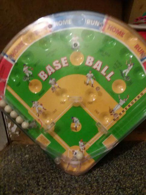 Tin baseball
