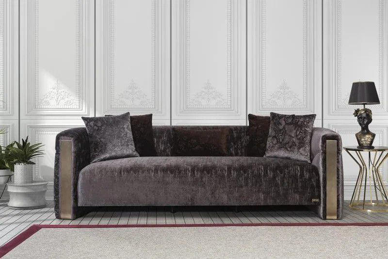 Scarlett Charcoal Sofa & Loveseat 🚚 DELIVERY INCLUDED
