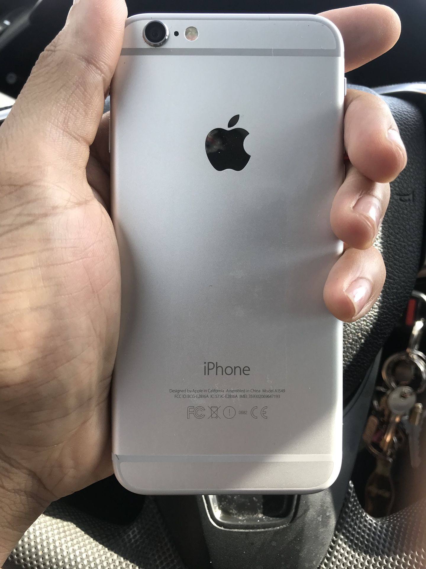 Silver iPhone 6 Unlocked - Low Prices - Sale 🔥🔥