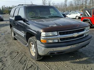 2002 Chevy Tahoe 4x4 5.3L.#260795 Parts only. U pull it yard cash only. for Sale in Hillcrest Heights, MD