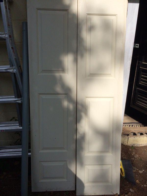 18 X 80 Closet Doors | Droughtrelief.org Baldarario Gl Sliding Closet Doors on