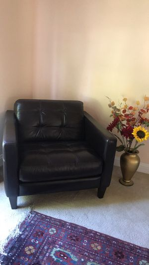 Wondrous New And Used Leather Sofas For Sale In San Lorenzo Ca Offerup Lamtechconsult Wood Chair Design Ideas Lamtechconsultcom