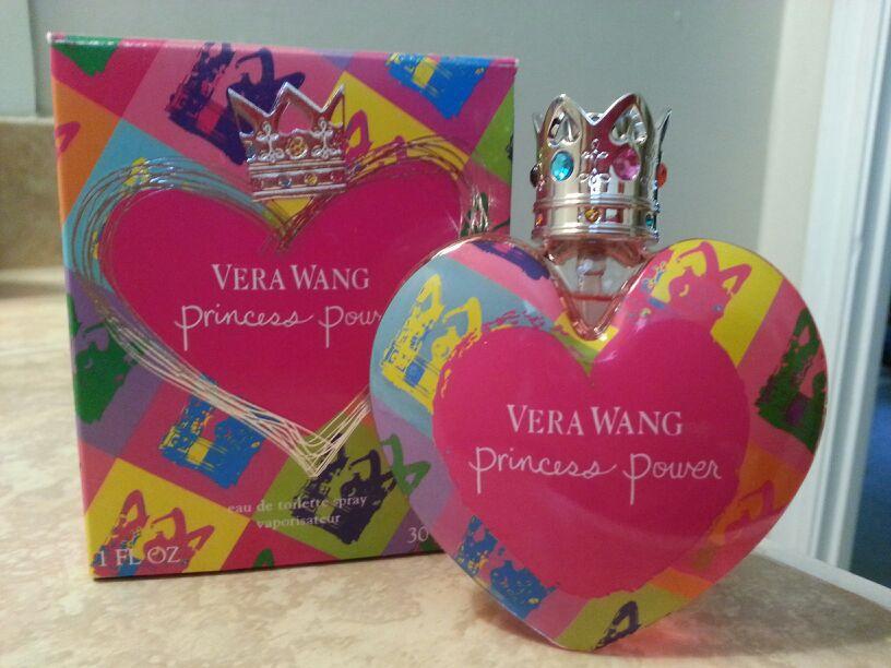 Vera Wang Princess Power Perfume-1oz.