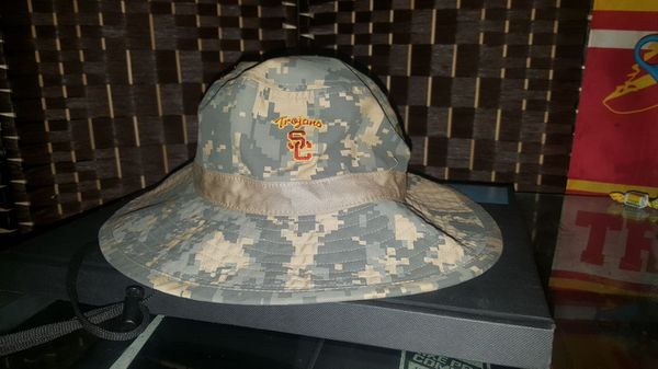 a25ccd7e8 Usc camouflage bucket hat for Sale in Ontario, CA - OfferUp
