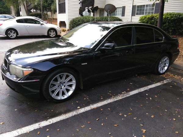 2004 745li For Sale In Atlanta Ga Offerup