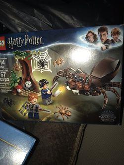 Aragon's Lair Harry Potter Legos Thumbnail