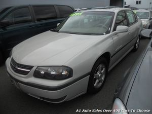 Photo 2003 Chevrolet Impala LS Full Size Comfort FLEET REDUCTION SALE!