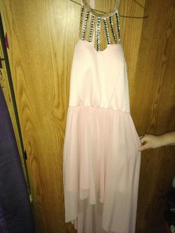 Lily Tiger Boutique Homecoming Dress size large Thumbnail