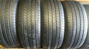 four good set of Michelin tires for sale 235/55/17 for Sale in Washington, DC