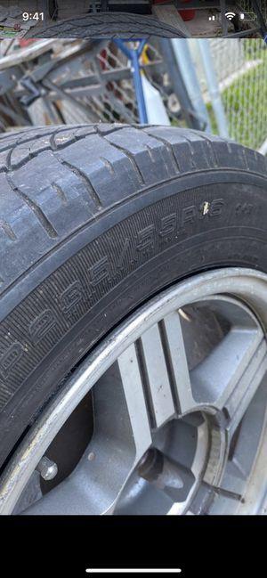 Photo 95-02 Chevy S-10 wheels