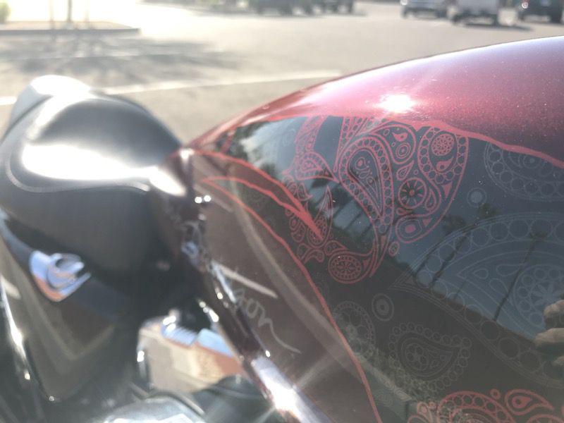 2014 Harley Bobber Sportster 1200 Custom Cruiser Motorcycle