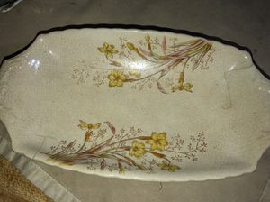 Antique Plate stamped Wedgwood; possible corn plate for Sale in Mount Airy, MD