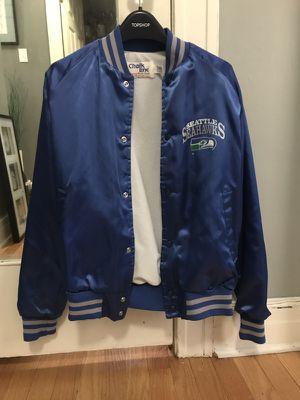 Vintage Seahawks Chalkline Jacket Youth L for Sale in Seattle, WA