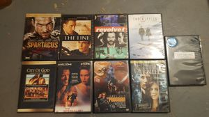 Action/Drama movies pack for Sale in Philadelphia, PA