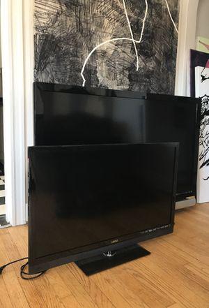 Vizio Razor LED 37 inch television for Sale in Seattle, WA