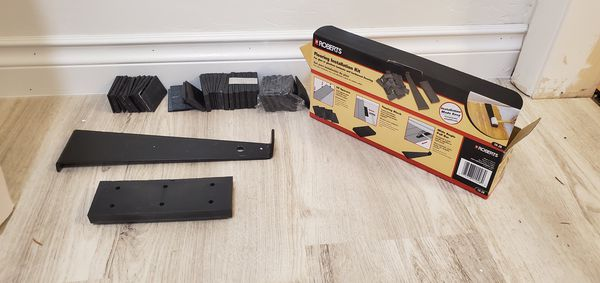 Lifeproof Vinyl Planks And Flooring Installation Kit For