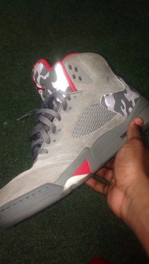 Jordan Retro 5s (Size 11) Good Condition ($100) for Sale in Henrico, VA