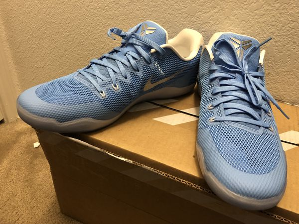 buy popular 7a2a8 a0580 Nike Kobe 11 XI Men s Size 14.5 North Carolina Blue 856485-443 Basketball  Shoes for Sale in Lancaster, TX - OfferUp