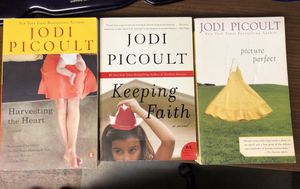 JODI PICOULT BOOKS for Sale in Norwood, MA
