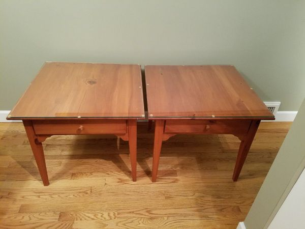 Yield House End Tables