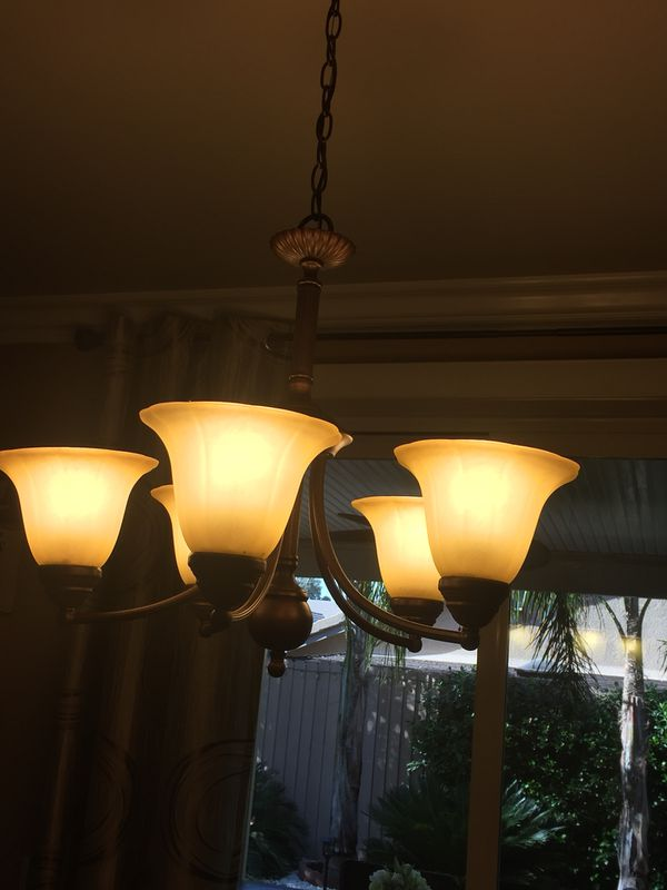 chandelier 5 lights for sale in sacramento ca offerup