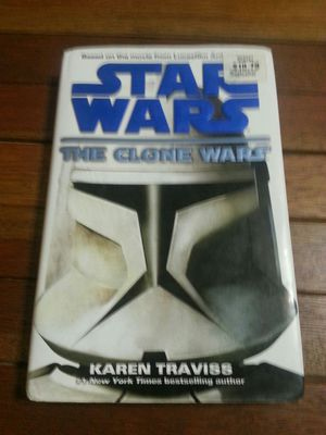 Original Star Wars: The Clone Wars Novel for Sale in Tolleson, AZ