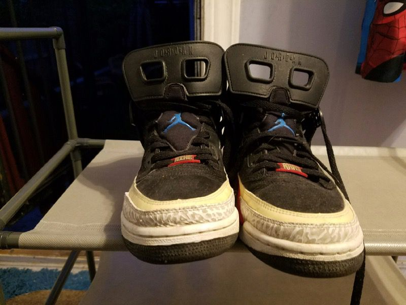Jordan size 9