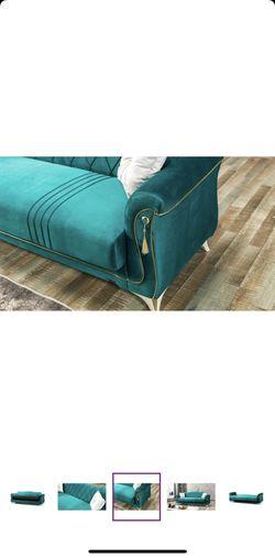 Bristol Sleeper Living Sofa Thumbnail