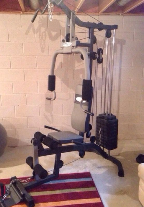 Powerhouse elite phe home gym for sale in nashville tn offerup