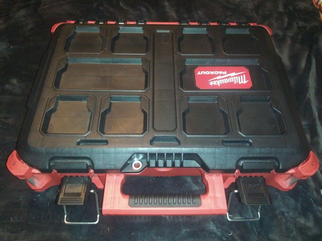 Milwaukee storage case.( case only)
