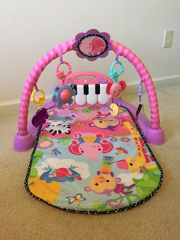 Fisher Price Kick N Play Piano Gym For Sale In Camas Wa Offerup