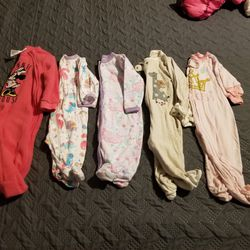 Baby girl Clothes 0-3 Months Thumbnail