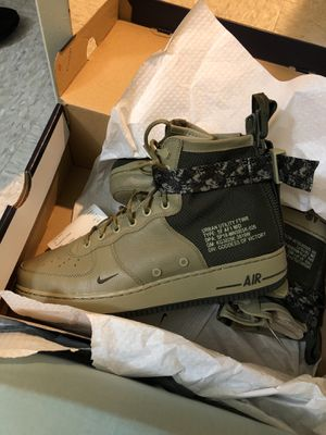 SF AIR FORCE 1 MID for Sale in Boston, MA