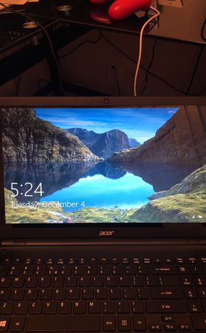 ACER Aspire laptop With touchscreen for Sale in Columbia City, OR